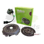 Kit Embreagem + Atuador Fiat Stilo 1.8 8v Dualogic Original VALEO 228225/LUK510020510
