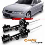Par Amortecedor Dianteiro Vectra 1998/2011 Cofap+kit Axios GP30100/GP30101/044.1130