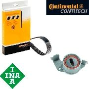 Kit Correia Dentada + Tensor Pajero Tr4 2.0 2002/2014 Original CT 821 HNBR/INA F531034720