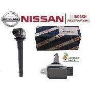 4 Peças Bobina Original Bosch Nissan Tiida Livina Sentra 1.8 E 2.0 0221604014