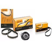 Kit Correia Dentada E Tensor + Poly V Fox/Gol/Polo/ 1.0/1.6 Voyage Original CT453K1/3PK796