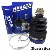 Junta Homocinética Gol G3 1.0 1999/2005 28 Dentes Original Nakata NJH01-569A