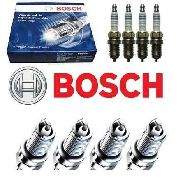 Jogo De Vela Sp30 Vw Fox 1.0/1.6 8v Flex Original Bosch SP30