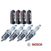 Jogo Vela Bosch Duplo Iridium Toyota Corolla 2.0 Flex 2010/2019 0242140536/VR6NII35T