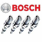 Jogo De Velas De Ignição Original Bosch Duster 2.0 2011/2019 VR7SPP33