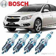 Jogo Vela Bosch Iridium Sonic/Cruze Bosch 0 242 236 571