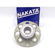 Cubo Roda Traseiro Com Rolamento Civic 2001/2006 Sem Abs Nakata NKF8080