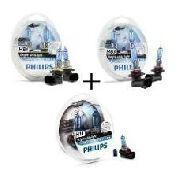 Lâmpada Philips Crystal Vision Ultra H11/hb4/hb3 Corolla