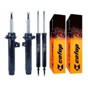 Kit 4 Amortecedor Bmw X1 E84 2010 2011 Original Cofap GP33326 / GP33327 / GB48332
