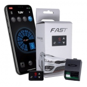 Módulo Acelerador Eletronico Tury Fast Creta 2019 2020 2021 FAST 2.0 V