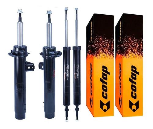 Kit 4 Amortecedor Bmw X1 E84 2010 2011 Original Cofap GP33326 / GP33327 / GB48332  - SONNIC PARTS