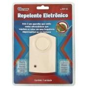 Repelente Eletrônico Ultrassônico Para Ratos Bivolt Western REP-02