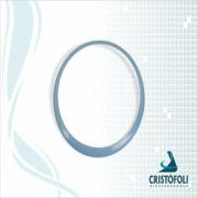 Anel de Vedação Silicone VT21L Azul