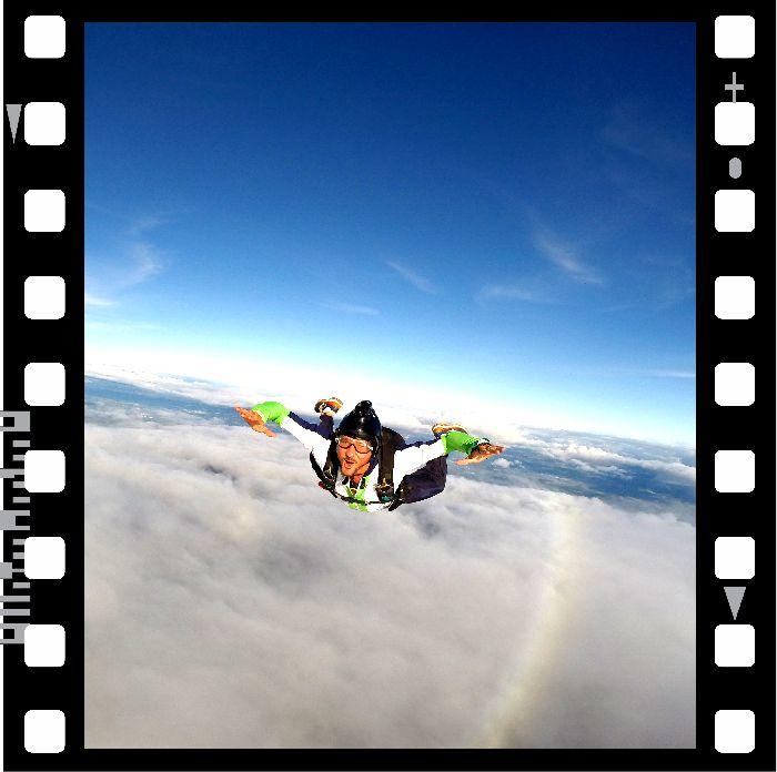 Curso de Paraquedismo AFF - Inscrição  - SkyRadical Paraquedismo