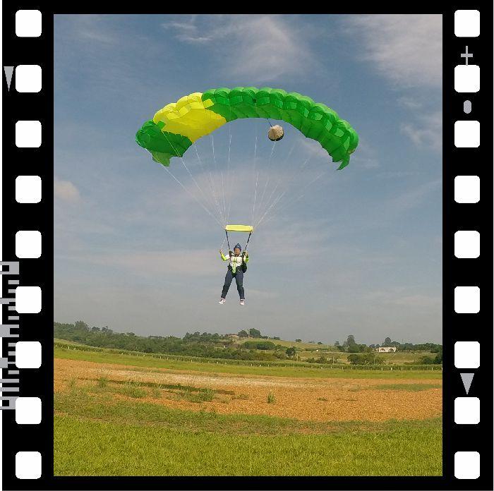SALTO SOLO (AI)  - SkyRadical Paraquedismo