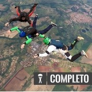 Curso de Paraquedismo AFF Completo - Nível 1 ao 7 (Aluno Pedro) SALDO