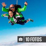 Salto Duplo + 10 Fotos