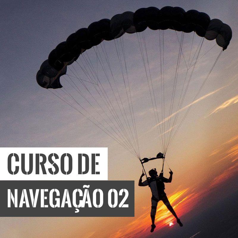 Curso de Navegação de Velames - Nível Intermediário  - SkyRadical Paraquedismo