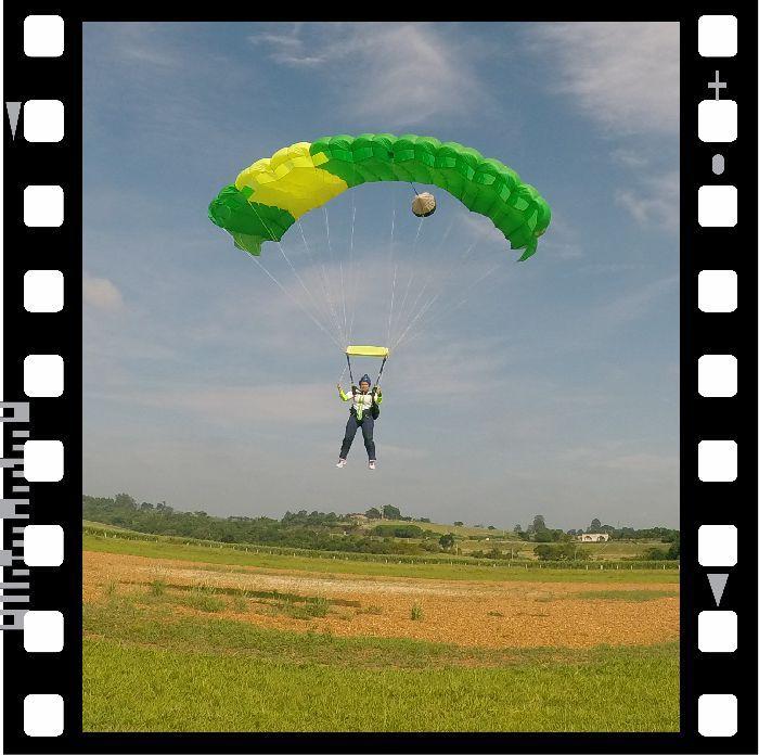 SALTO NÍVEL 3 AFF  - SkyRadical Paraquedismo
