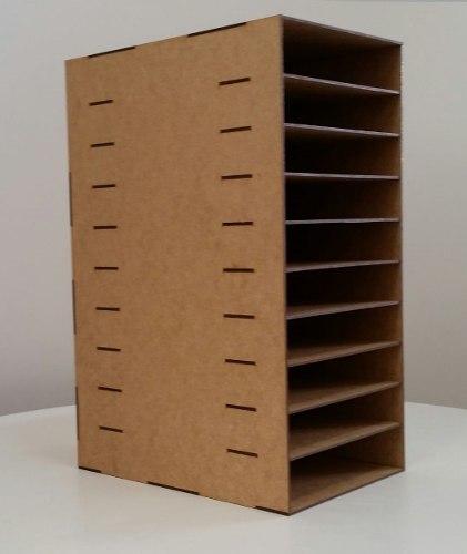 - Organizador De Sulfite A4 - Arquivo - Top 10