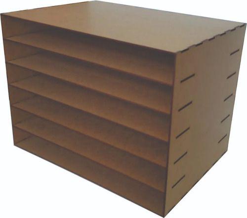 Organizador De Sulfite A3 Documentos Escritório Papelaria