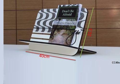 Suporte P/ Leitura Suporte Para Tablet Livro 40x22 Copacabana