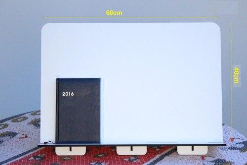 Suporte P/ Leitura Livros Gigantes Estudos Tamanho Super X 60x40