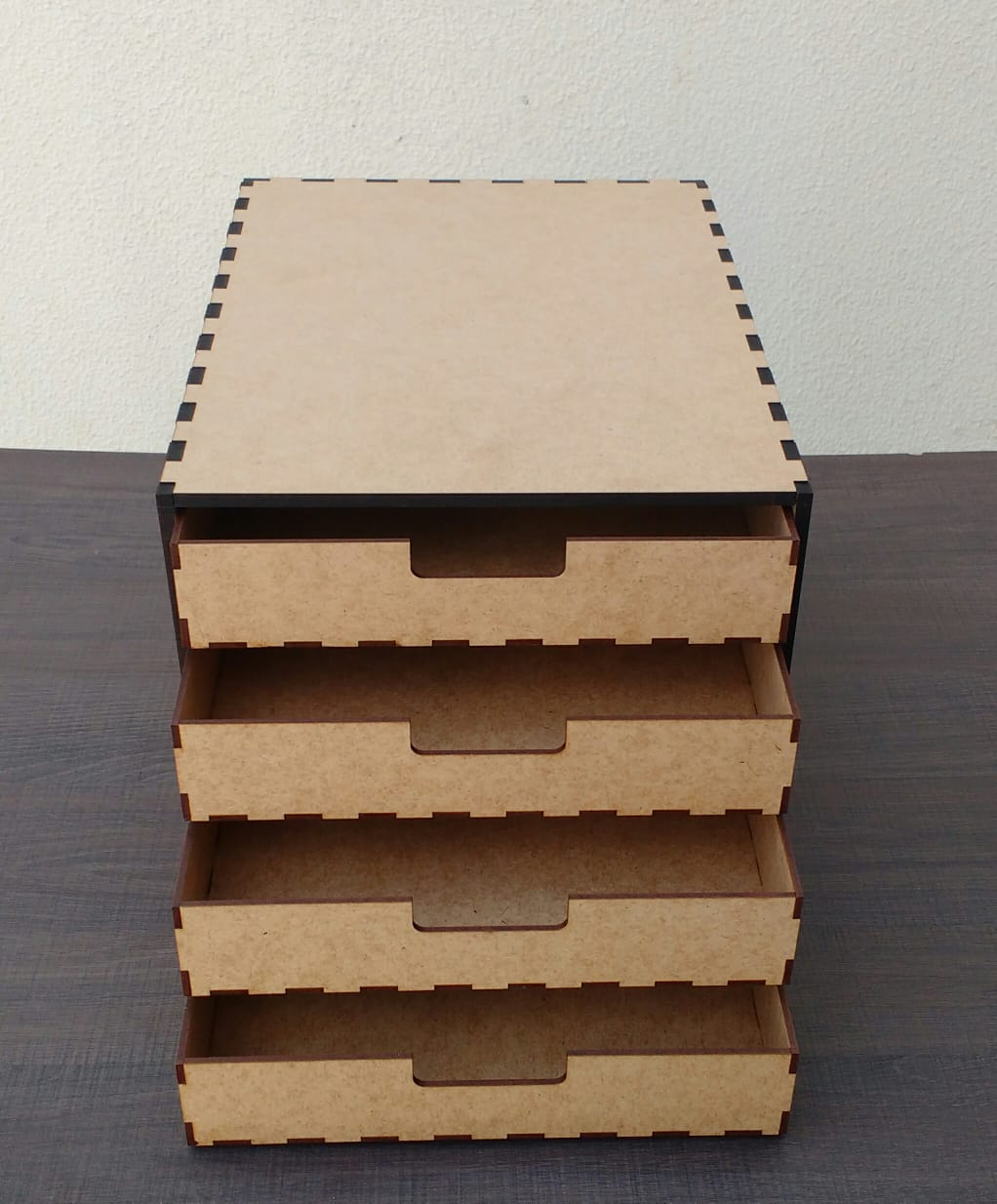Gaveteiro Organizador Porta Documentos / Sulfite Folhas A4