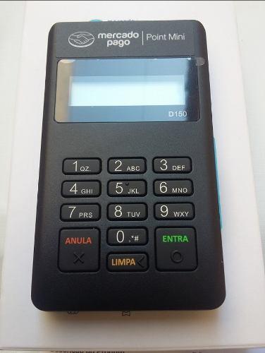 Maquina de cartão de crédito - POINT MINI (SEM MENSALIDADE)