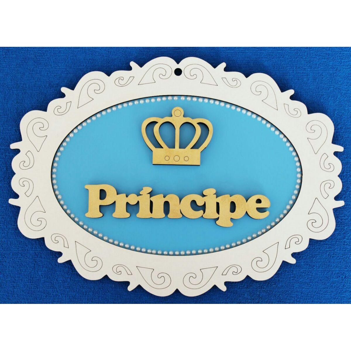 Placa Provençal Decorativa Personalizada