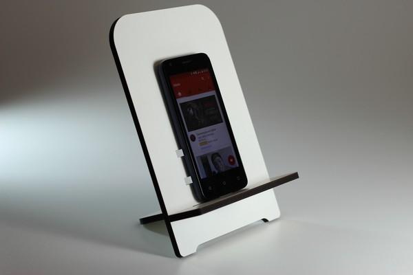 Suporte Apoio Para Celular Smartphone Leitura Regulável
