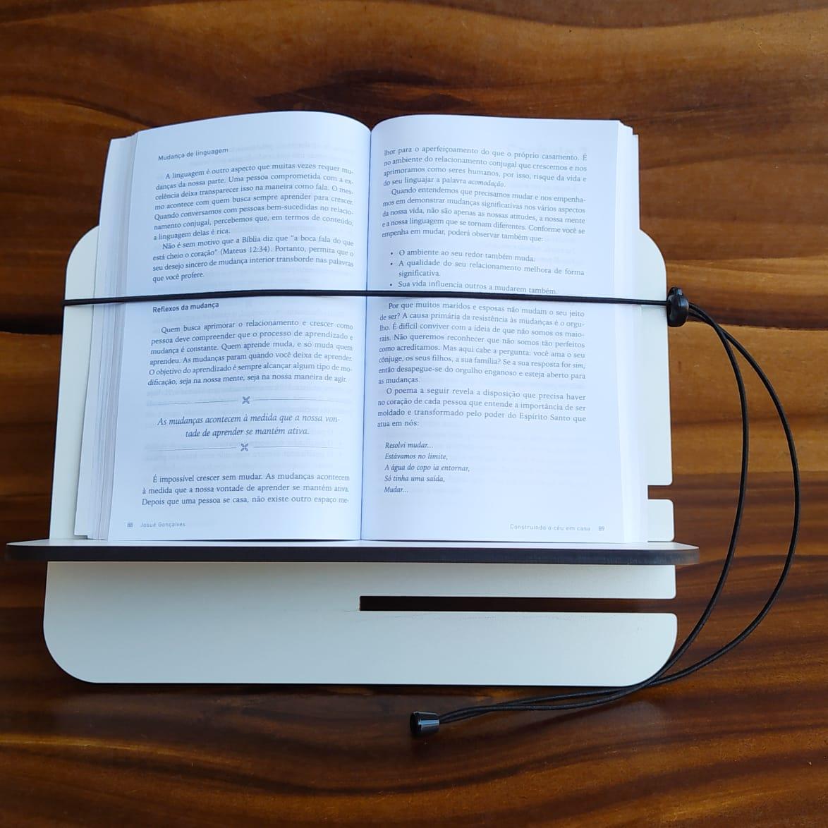 Suporte Para Leitura Apoio Para Tablet 30x22
