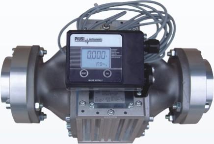 Medidor Digital Para Óleo Diesel, De Pulsos, 10 ParaLitro, Vazão 50 A 500 L/Min - Piusi K900 - 1002252
