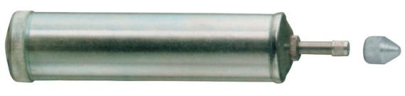 Bomba Manual Manual Vai Vem De Metal Para Graxa E Óleo 150 Gramas - 1002496