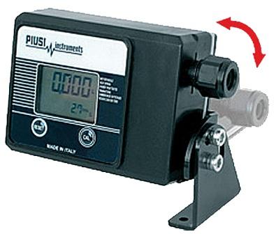 Display Remoto Plus Universal Para Medidores Série ´K´, 5 Dígitos Parcial E 8 Total - Piusi F0049501A - 1004848