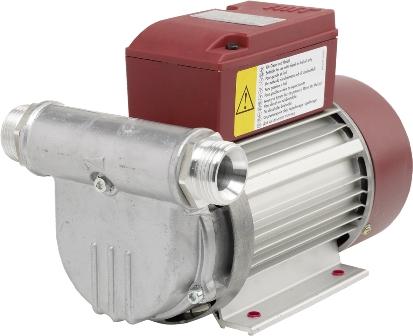 Bomba Para Abastecer Óleo Diesel, De Palhetas, 230V, Vazão 60 L/Min - FMT 1005202