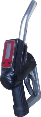 Bico De Abastecer Automático Com Medidor Digital, Entrada 1´, Ponteira 3/4´, Vazão 20 A 65 L/Min - 1005419