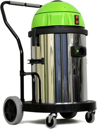 Aspirador De Pó E Água, 220V, Potência 2X1200W, Reservatório 62L - Soteco A262 Eco - 6030002