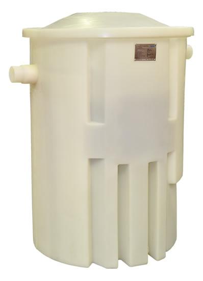 Caixa Separadora De Água E Óleo, Vazão De Até 1200 L/Hora - 1042001