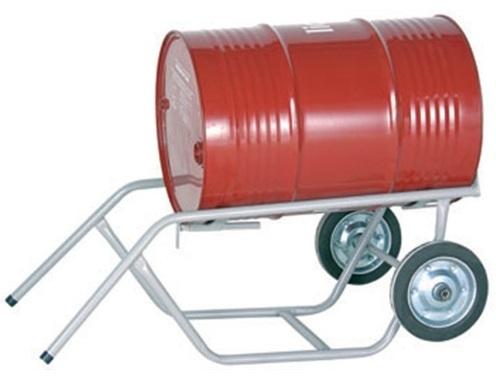 Carrinho Para Transportar E Entornar Tambor De 200 L - Lupus  3043 - 5001020