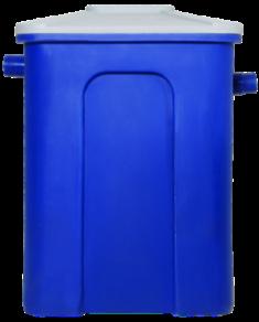 Caixa Separadora De Água E Óleo, Vazão De Até 2500 L/Hora - 1043002