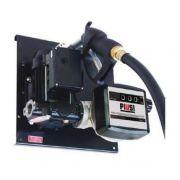 Bomba De Abastecimento Elétrica Para Óleo Diesel, 230V, Com Medidor, 4M De Mangueira E Bico, Vazão 80 L/Min - Piusi 9123P-80 - 1009078