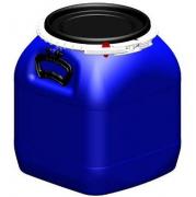 Bombona Para Combustíveis, Em Polietileno PEAD, Com Inmetro, 30 Litros, Tampa Removível - 6001030