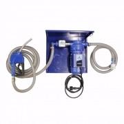 Kit Completo Para Abastecimento De Arla 32, Bomba 230V, Vazão 35 L/Min, Medidor Digital, Mangueira E Bico Automático - Bremen 8712