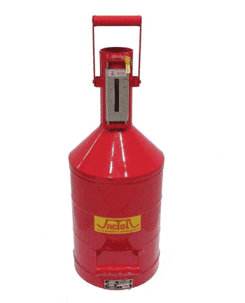 Balde Aferidor De Combustível, 20 Litros - Jactóil 0132002