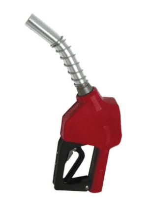 Bico De Abastecer Automático Para Combustíveis, Ponteira Curta 1/2