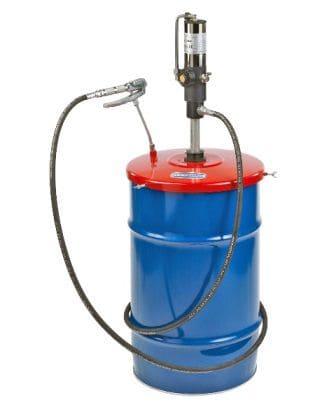 Bomba Propulsora Pneumática Para Graxa 50:1, Para Tambor De 200 Kg, Vazão 2400 G/Min - Flexbimec 4981
