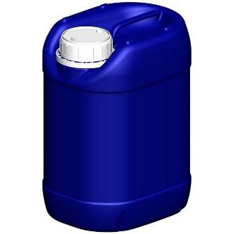 Bombona Para Combustíveis, Em Polietileno PEAD, Com Inmetro, 5 Litros - 6001001