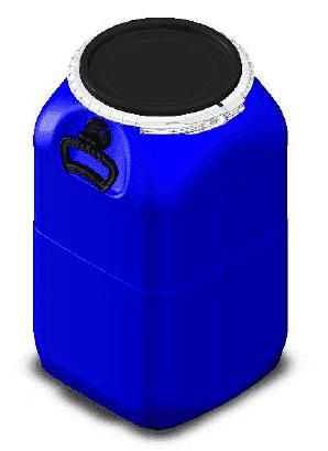 Bombona Para Combustíveis, Em Polietileno PEAD, Com Inmetro, 50 Litros, Tampa Removível - 6001050