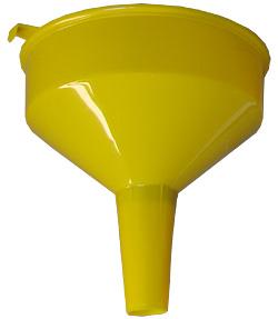 Funil De Polietileno Reto, 100 mm - 1002116